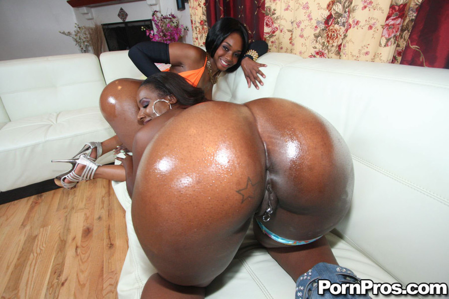 Two Of The Finest Black Honies Are In House Big Booty Baby Cakes